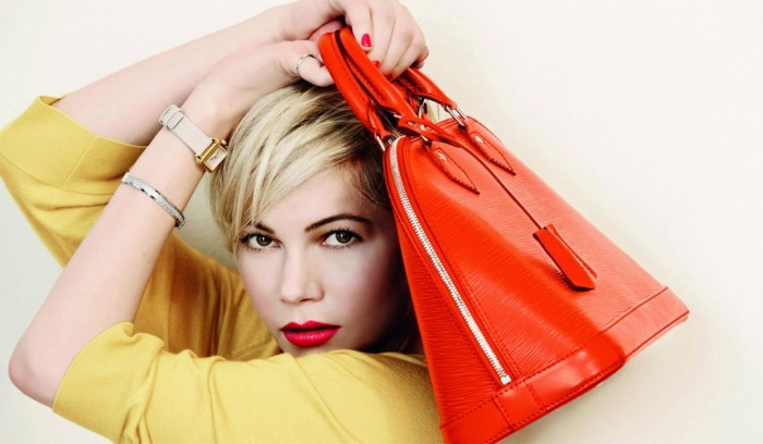 Michelle Williams, l'égérie chic de Louis Vuitton