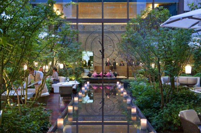 Le printemps s'invite au Mandarin Oriental Paris