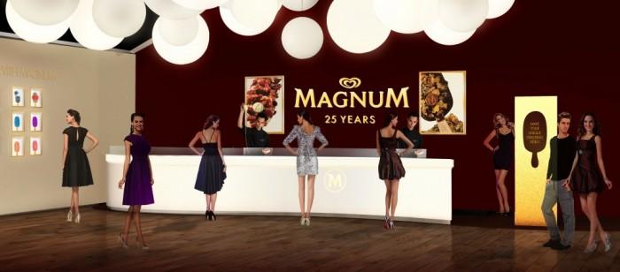 Magnum fête ses 25 ans au Festival de Cannes