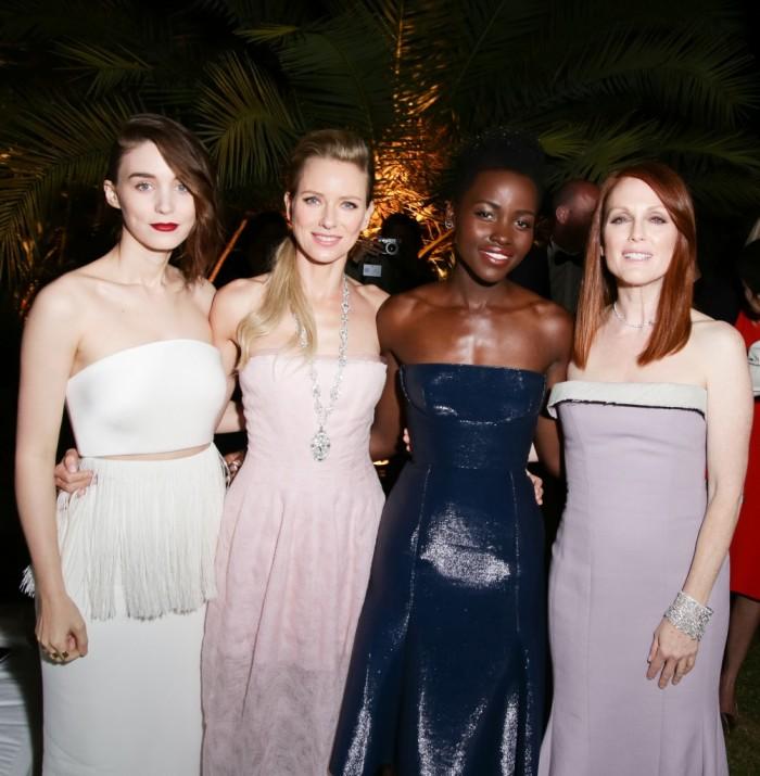 Women in Film 2014 – Calvin Klein celèbre les actrices