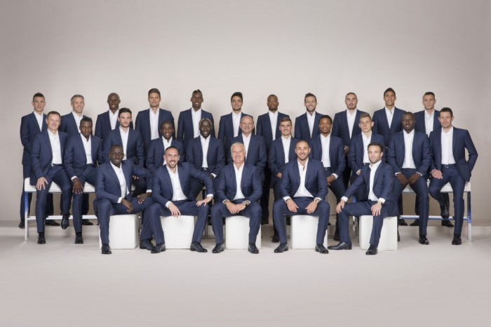 Soyez le 24ème joueur de l'Equipe de France grâce à Francesco Smalto