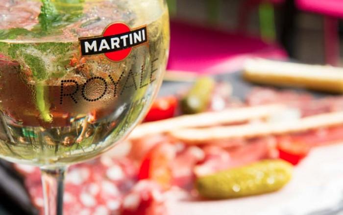 La Terrazza Martini 2014, c'est parti