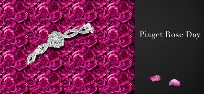 Piaget Rose Day 2014