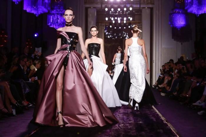 Défilé Haute-Couture Atelier Versace Automne Hiver 2014-2015
