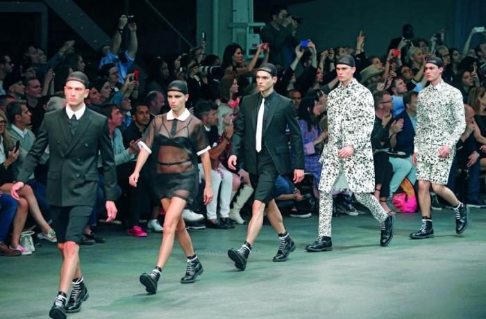 Givenchy Hommes Printemps Eté 2015