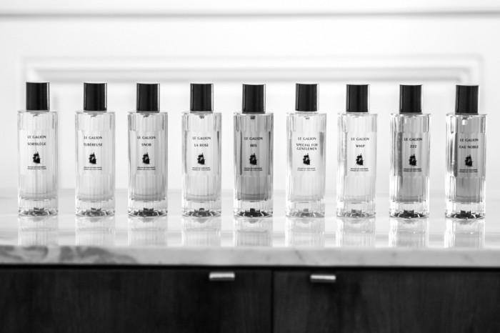 La renaissance des parfums Le Galion