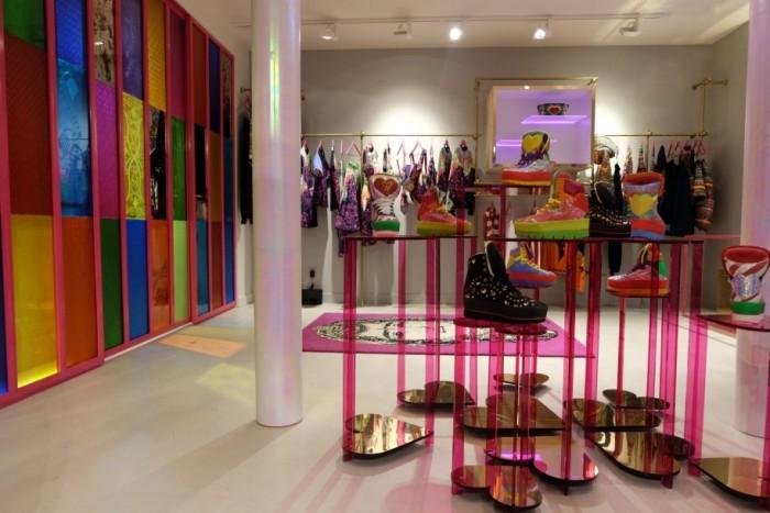 Manish Arora ouvre sa première boutique à Paris