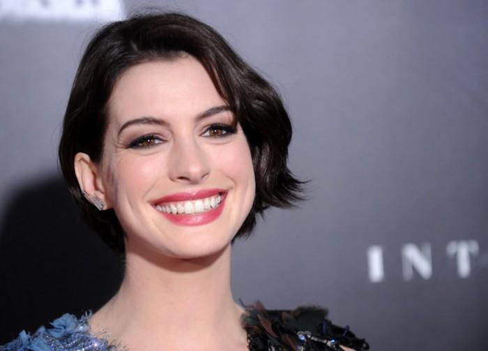 La leçon de style d'Anne Hathaway