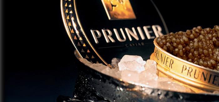 Offrez-vous du caviar de la Maison Prunier pour Noël !