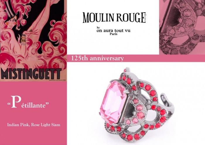 Le Moulin Rouge fête ses 125 ans avec une collection exclusive