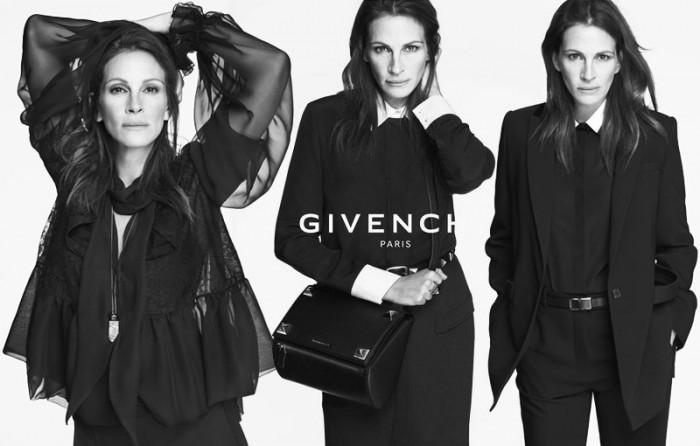 Julia Roberts, la nouvelle égérie Givenchy