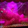 Un Noël monstre aux Galeries Lafayette