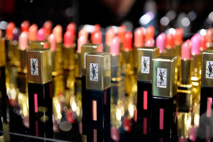 YSL Loves your Lips featuring Cara Delevingne
