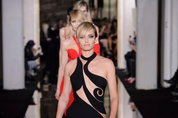 Atelier Versace Haute-Couture Printemps Été 2015