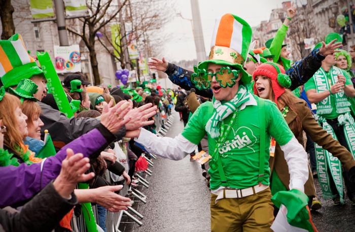 Saint-Patrick's Day : destination Dublin avec VisitDublin