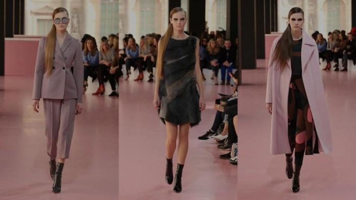 Dans les coulisses du défilé Dior Automne Hiver 2015-2016
