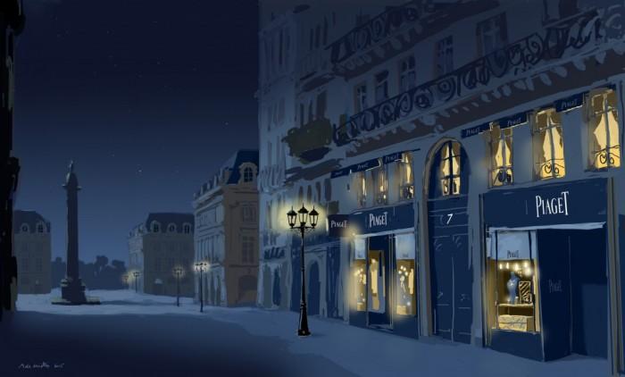 La Maison Piaget se réinvente rue de la Paix