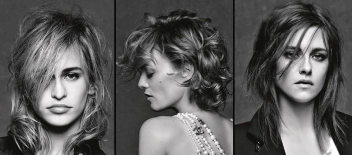 3 girls 3 bags ou quand Chanel déshabille Vanessa Paradis