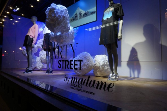 Les Galeries Lafayette célèbrent la Fashion Week avec Madame Figaro