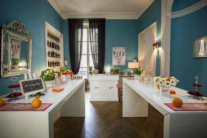 Cointreau ouvre son Cointreau Fizz Privé à Paris