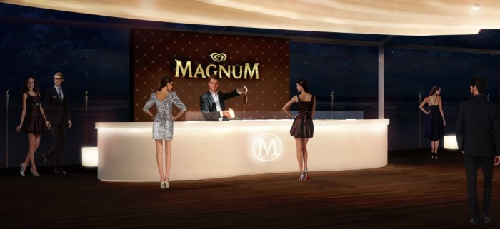 La Plage privée Magnum est de retour sur la Croisette