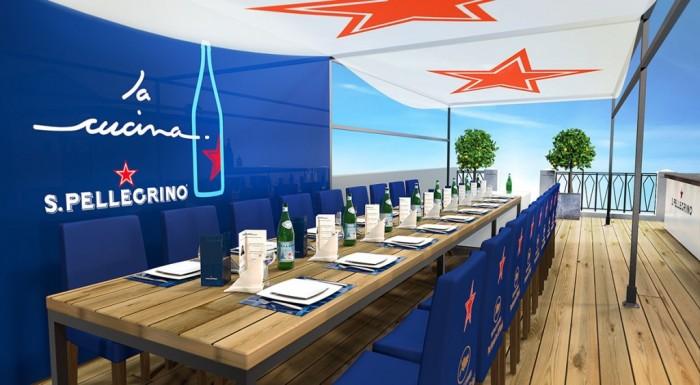 La Cucina S. Pellegrino Cannes 2015