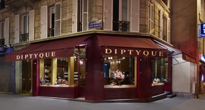 Diptyque, le 34 du Boulevard Saint–Germain a fait peau neuve