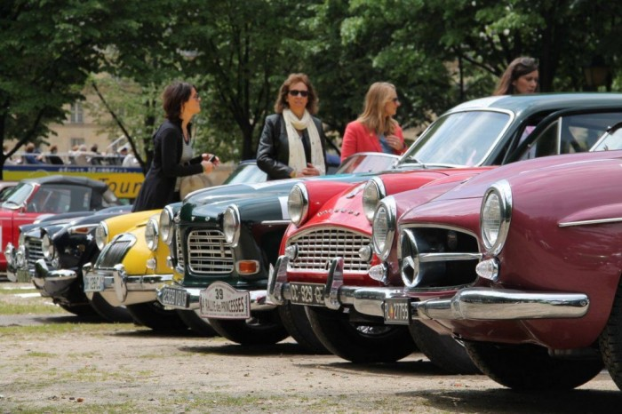 Le Rallye des Princesses à l'Hôtel Renaissance Paris Hippodrome de Saint-Cloud