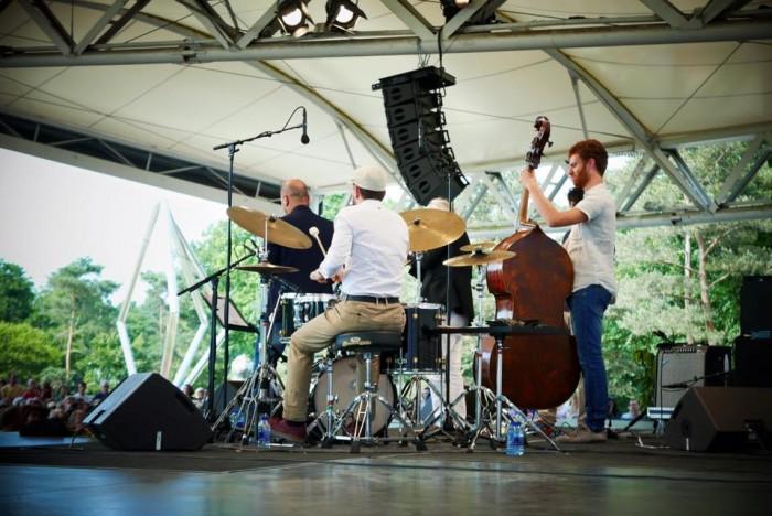 Une fête de la musique so jazzy au Paris Jazz Festival