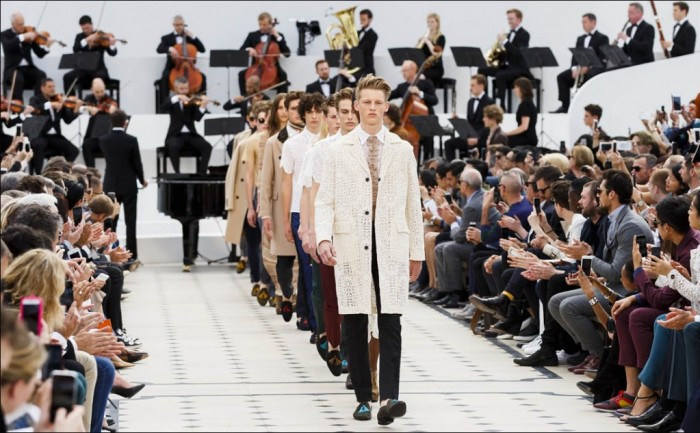Burberry Prorsum Men Printemps-Eté 2016