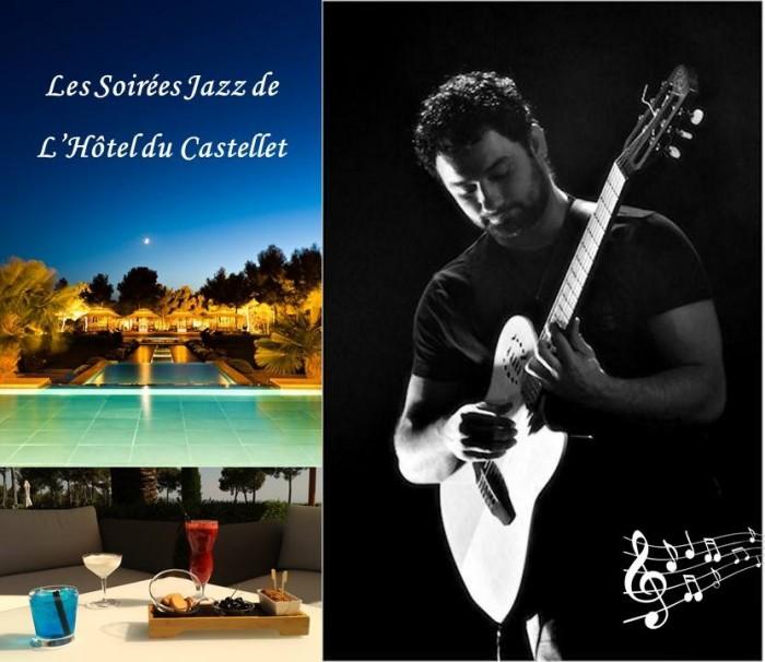 Les belles soirées d'été de l'Hôtel du Castellet