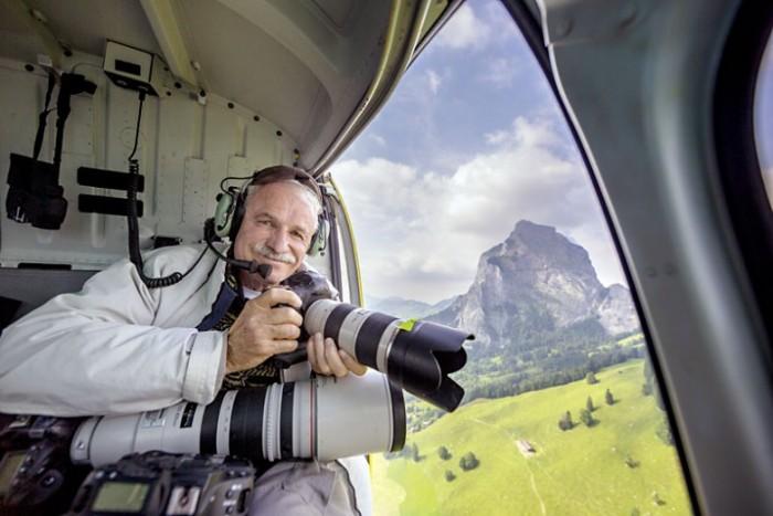 Gagnez un shooting photo avec Yann Arthus-Bertrand
