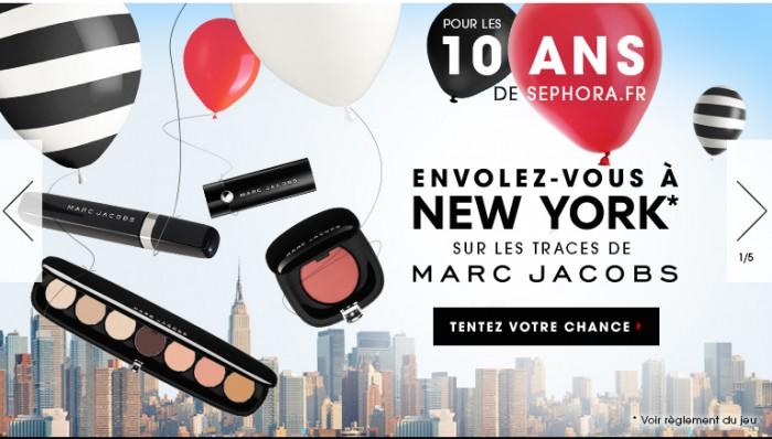 Sephora fête ses 10 ans !
