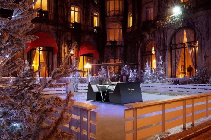 Moment d'exception au Plaza Athénée avec Dom Pérignon