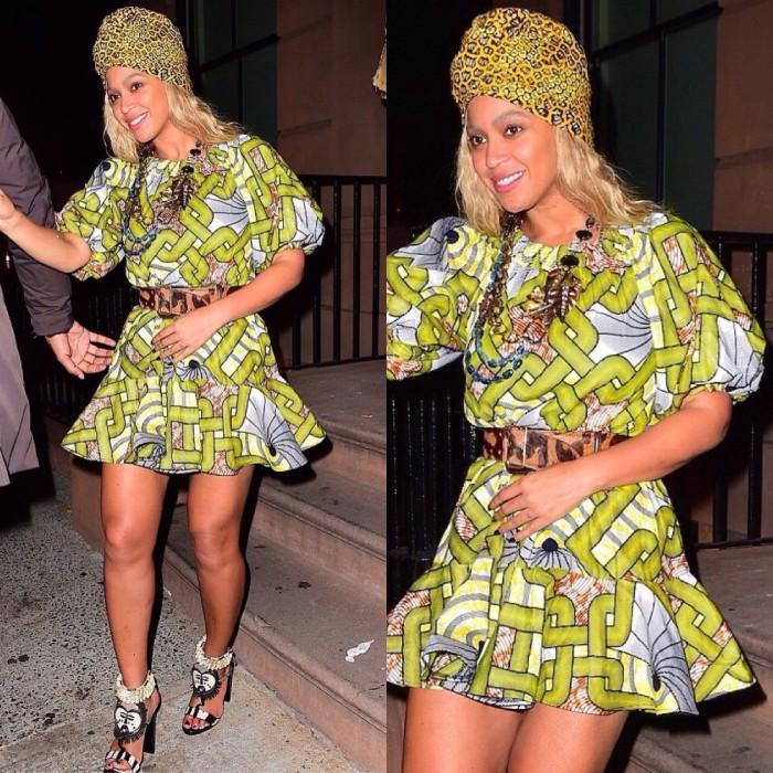 Donia Allègue x Beyoncé