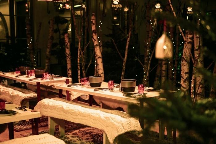 La Forêt enchantée du Buddha-Bar Hotel Paris