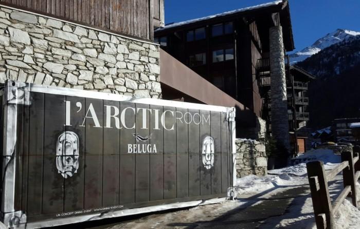 L'Artic Room fête le Nouvel An Russe