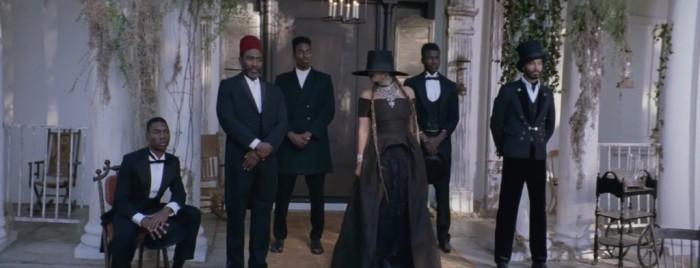 Beyoncé choisit la maison On Aura Tout Vu