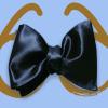 Cinabre goes black pour Iris Apfel