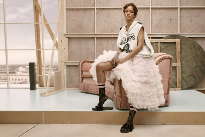 Stance x Rihanna, la collection Fenty