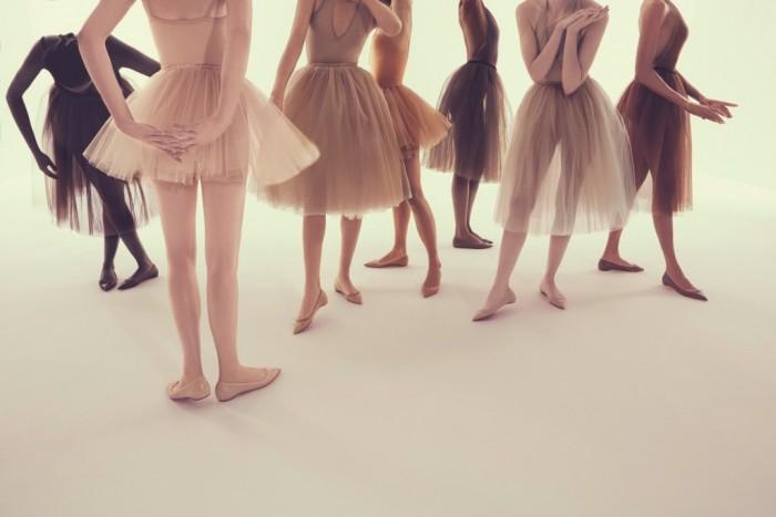 Sept nuances de nude par Christian Louboutin