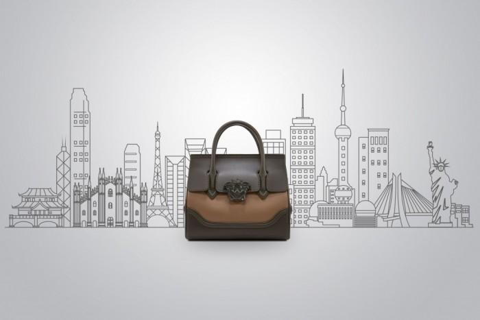Versace, sept sacs pour sept villes le concours