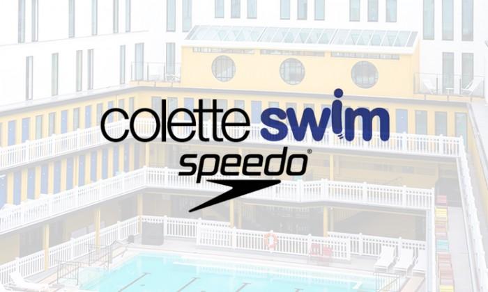 Colette Swim Club x Speedo 2016