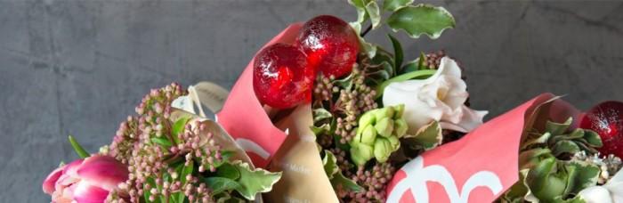 La Pâtisserie des Rêves présente son bouquet de fleurs gourmand