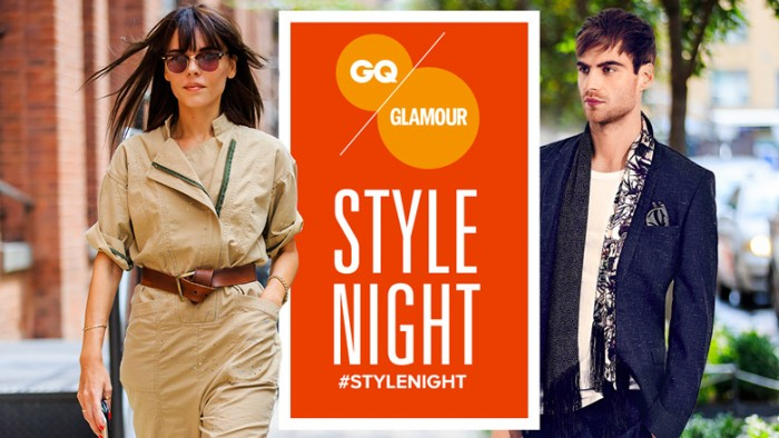 GQ x Glamour Style Night, la soirée shopping exceptionnelle