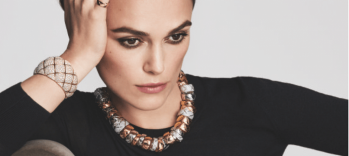 Chanel et Keira Knightley