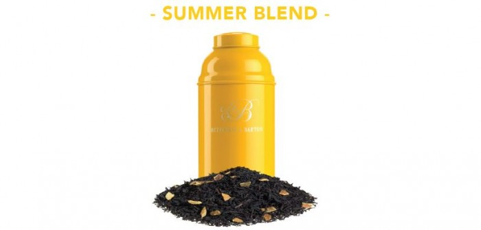Le thé de juillet de Betjeman & Barton