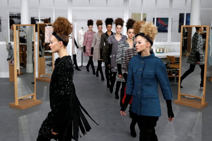 Chanel Haute-Couture Automne Hiver 2016-2017