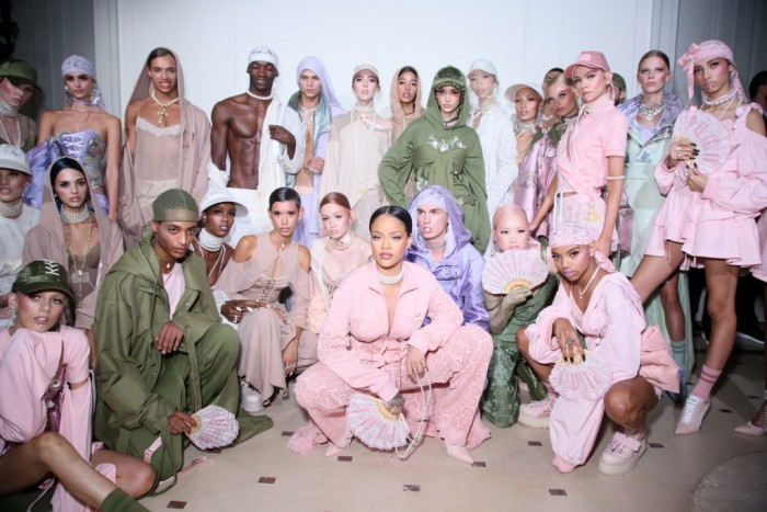 Fenty Puma by Rihanna Printemps Été 2017