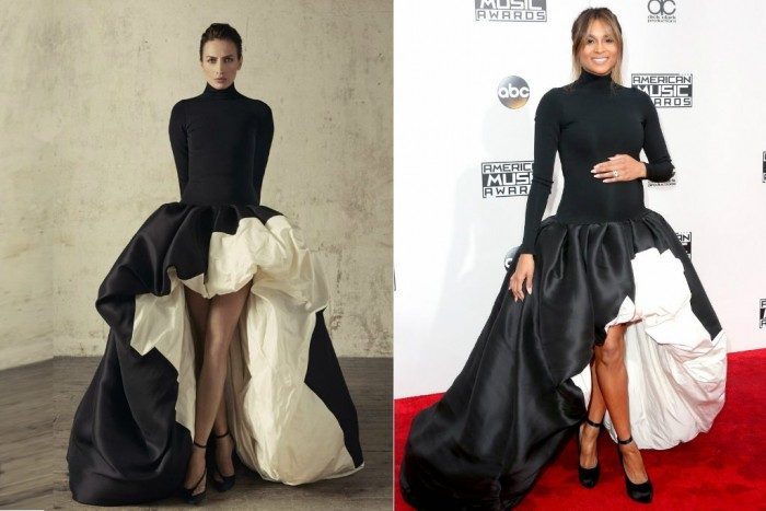 Ciara en Stéphane Rolland aux American Music Awards